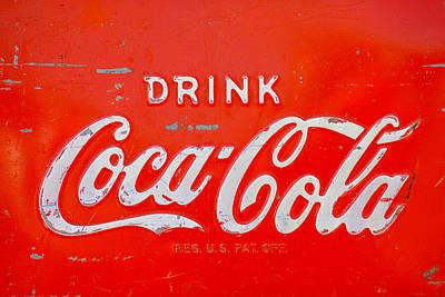 Photograph - Coca Cola by Fuad Azmat