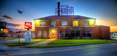 Parkersburg Wv Photograph - Coca Cola Plant by Jonny D