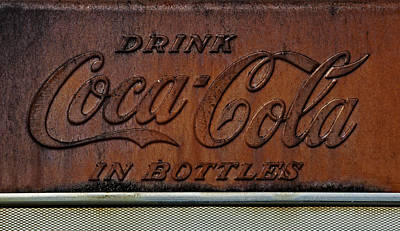 Photograph - Coca-cola Sign by Andy Crawford