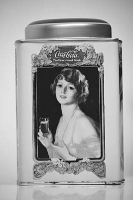 Photograph - Coca-cola Tin by Al Fritz