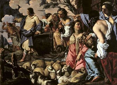 Coccapani, Sigismondo 1583-1643 Art Print