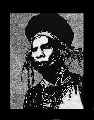 Cochise Print by Trevor Garner