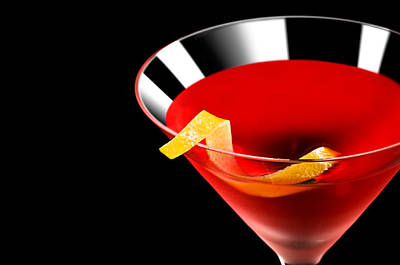 Martini Royalty-Free and Rights-Managed Images - Cocktail by U Schade