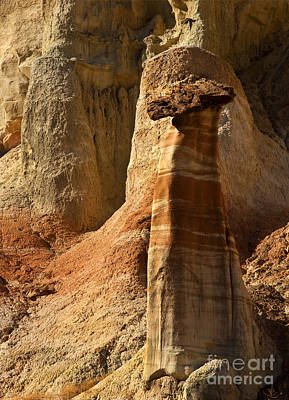 Wahweap Photograph - Cocky Hoodoo by Mike  Dawson