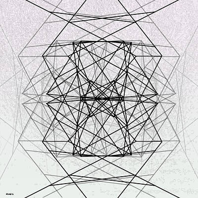 Code Art Print