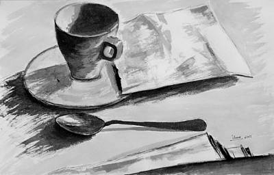 Coffee And A Letter Original
