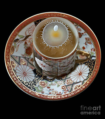 Photograph - Coffee And Cream by Susan Candelario