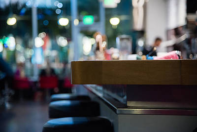 Photograph - Coffee Bar by Alan Marlowe