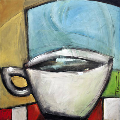Painting - Coffee Grande by Tim Nyberg