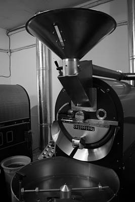 Photograph - Coffee Roaster by Maeve O Connell
