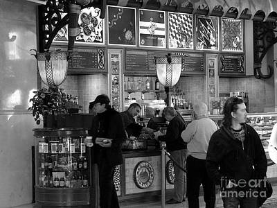 Photograph - Coffee Shopping by David Bearden