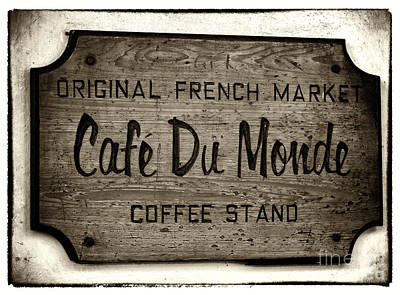 Photograph - Coffee Stand by John Rizzuto
