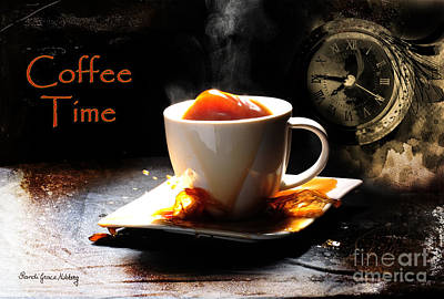 Photograph - Coffee Time by Randi Grace Nilsberg
