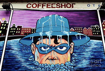 Photograph - Coffeeshop by John Rizzuto