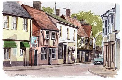 Coggeshall Art Print