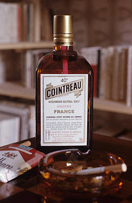 Photograph - Cointreau 1977 by Dragan Kudjerski
