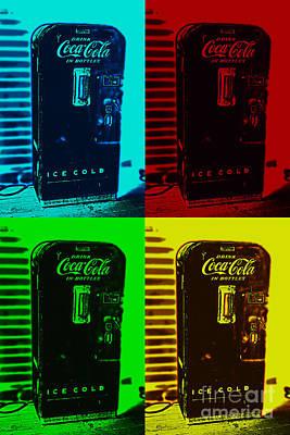 Coke Poster Art Print