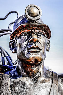 Cola Miner's Face Original
