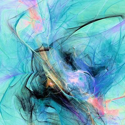 Cold Art Print by Anastasiya Malakhova