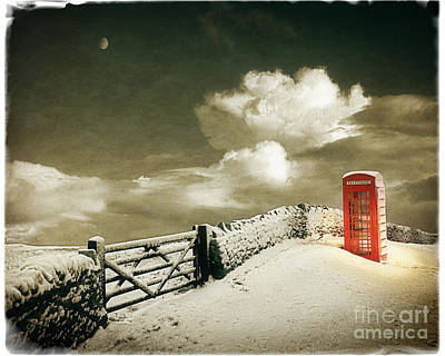 Photograph - Cold Call by Edmund Nagele