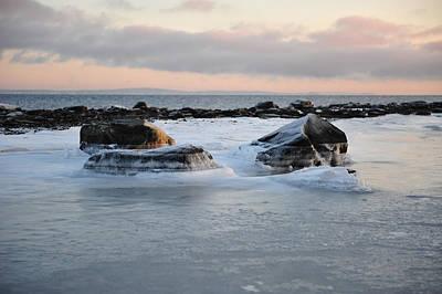 Photograph - Cold Coast by Randi Grace Nilsberg