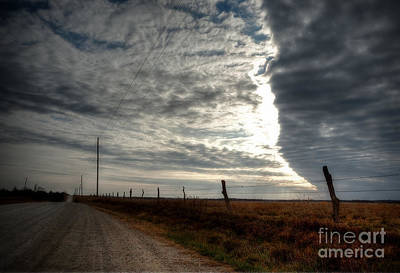 Photograph - Cold Front by Fred Lassmann