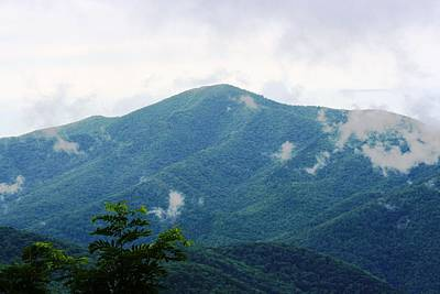 Photograph - Cold Mountain Clouds by Stacy C Bottoms