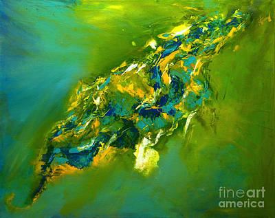 Painting - Cold Shot by Preethi Mathialagan