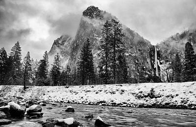 White River Photograph - Cold Winter Morning by Cat Connor
