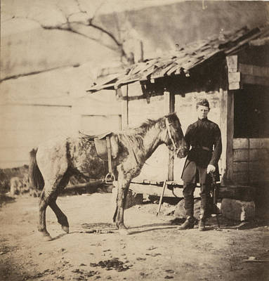 Photograph - Coldstream Guard, C1855 by Granger
