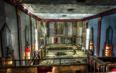 Photograph - Cole Theater by David Morefield