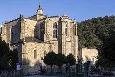 Photograph - Colegiata De Santa Maria by Ivan Blanco Vilar
