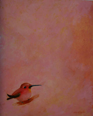 Painting - Colibri by Victoria Sheridan