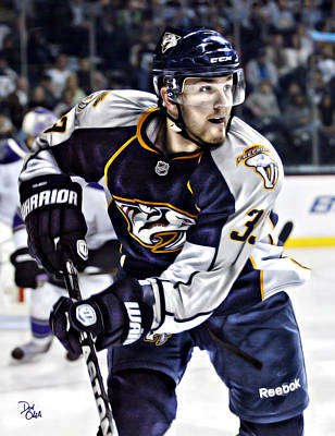 Colin Wilson Original by Don Olea