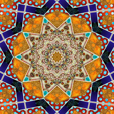 Digital Art - Collective 04 Of 26 by Wendy J St Christopher