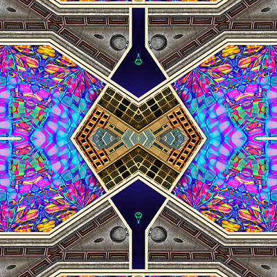 Digital Art - Collective 21 Of 26 by Wendy J St Christopher