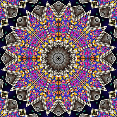 Digital Art - Collective 25 Of 26 by Wendy J St Christopher