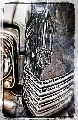 Photograph - Cadillac Chrome Collector Car  by Roxy Hurtubise