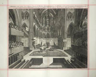 Collegiate Church Art Print