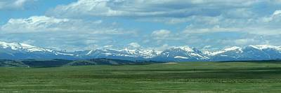 Photograph - Collegiate Peaks Panorama by Marilyn Burton