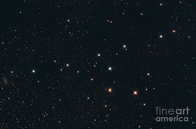 Coat Hanger Photograph - Collinder 399 The Coat Hanger Cluster by John Chumack