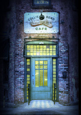 Photograph - Collision Bend Cafe-cleveland by John Magyar Photography