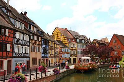 Go For Gold Rights Managed Images - Colmar Royalty-Free Image by Amanda Mohler