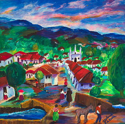 Colombian Village Original