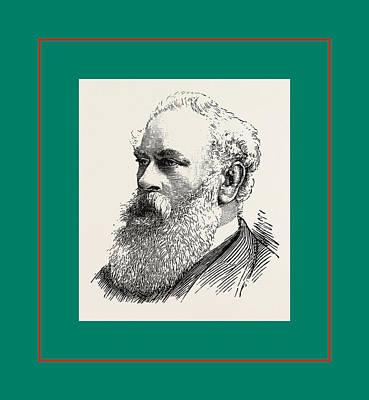 Colonel Hughes, M.p. Plumstead, London, Uk Art Print by English School