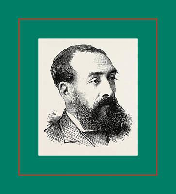 Colonel Munro Whitechapel, London, Uk, Britain Art Print by English School