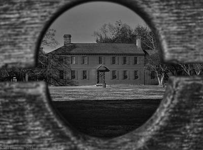 Photograph - Colonial Perspectives I by Kathi Isserman
