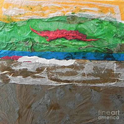 Mixed Media - Color 6 by Patricia  Tierney