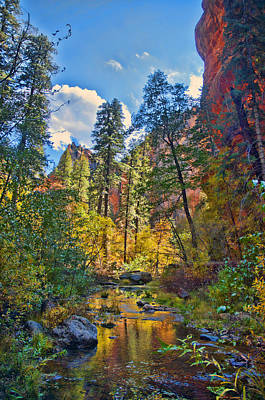 West Fork Painting - Color Blast by Brian Lambert