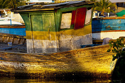 Photograph - Color Boat by Carlos Mac